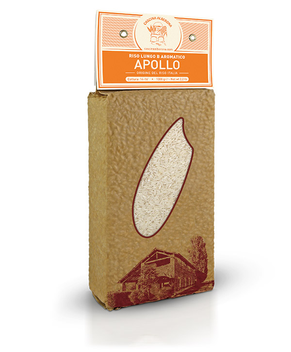 Aromatic Apollo Rice
